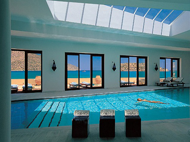 The Elounda Spa & Thalassotherapy-Indoor Pool