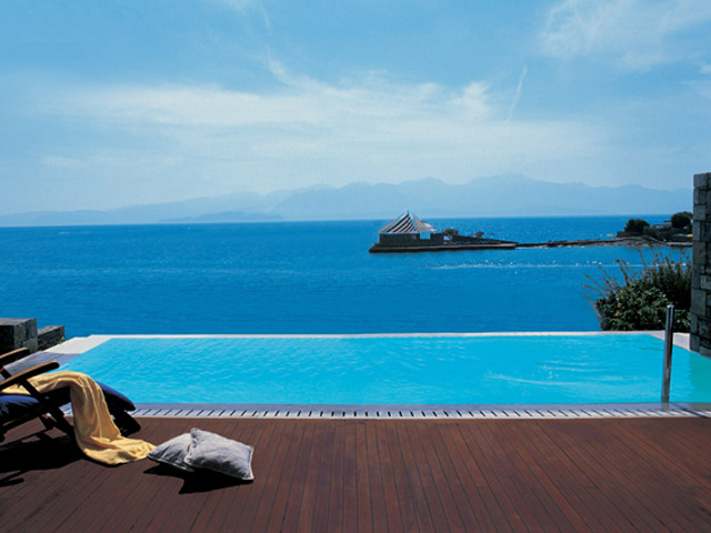 Elounda Beach - Premium & Sports - Club  Pool Area