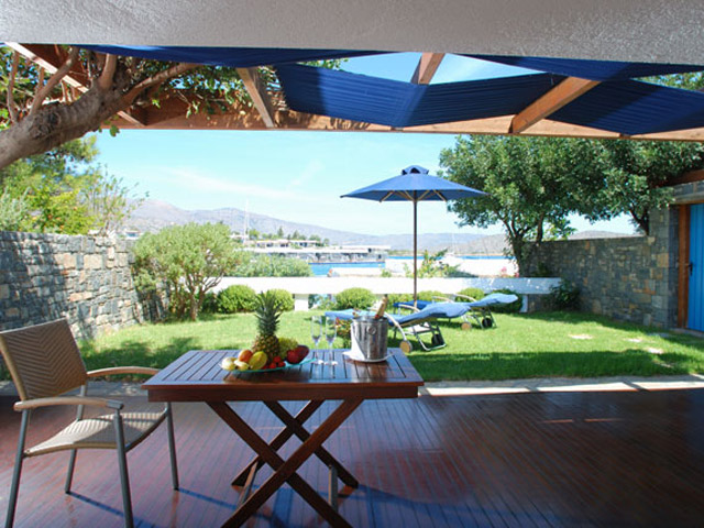 Elounda Beach Comfort VIP Club  Luxury Bungalows Exterior View